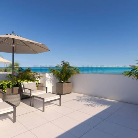 Ny leilighet til salgs i Los Alcazares, Mar Menor