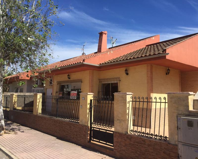 Semi Detached Villa - Resale - Los Alcazares - Los Alcazares