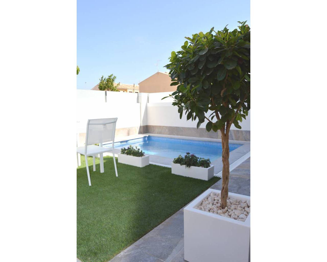 New build - Semi Detached Villa - Pilar de la Horadada