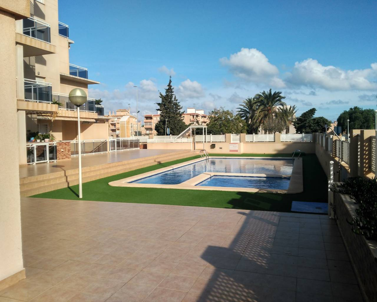 Resale - Apartment - Mar de Cristal