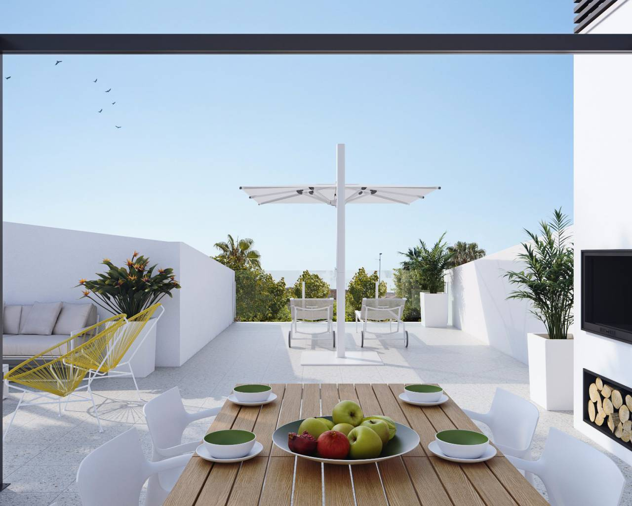 New build - Detached Villa - Los Alcazares - Centre. Beach