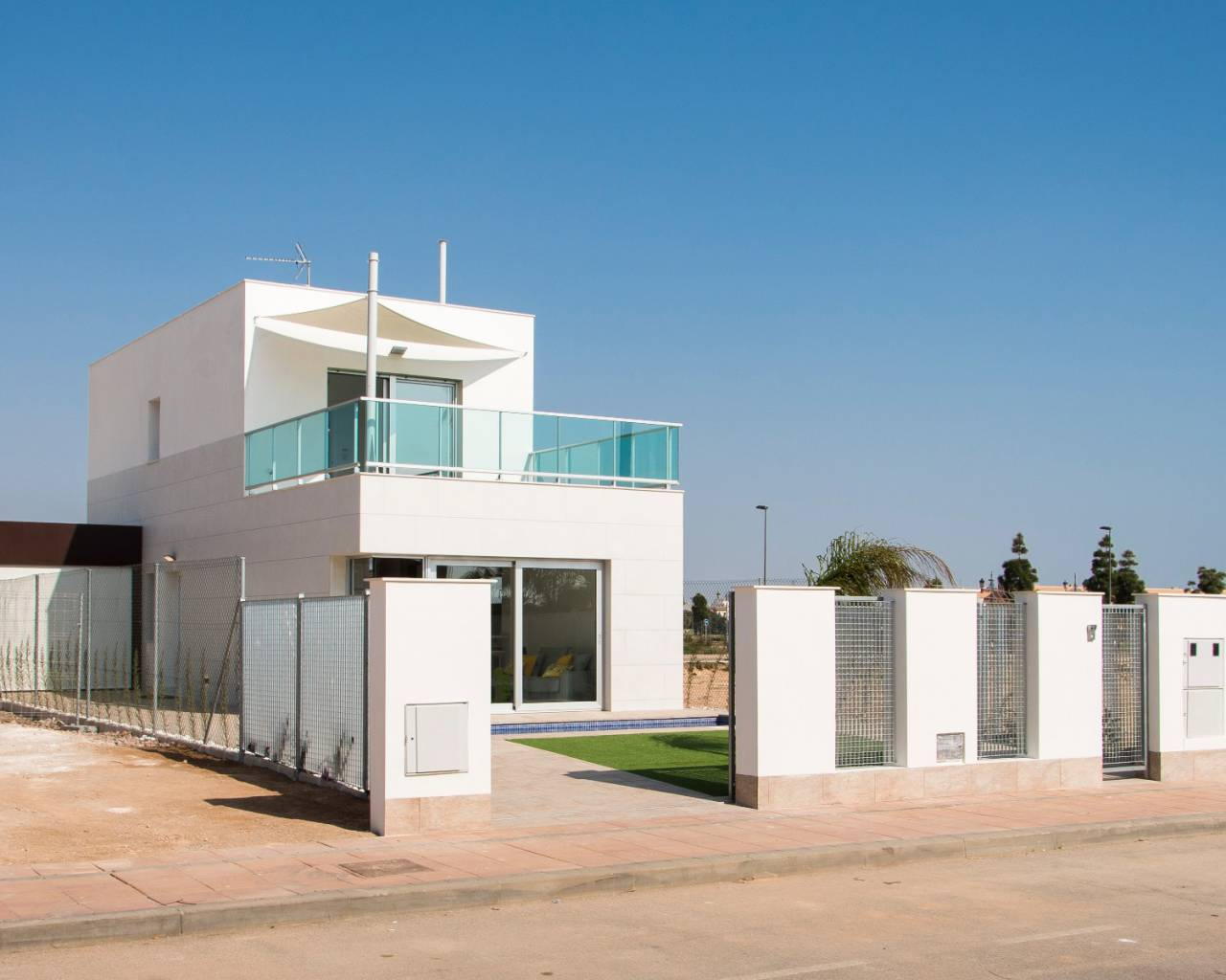 New build - Detached Villa - Los Alcazares - Serena Golf