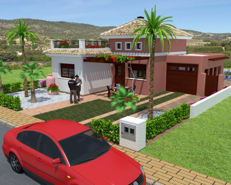 Detached Villa - New build - Los Alcazares - town
