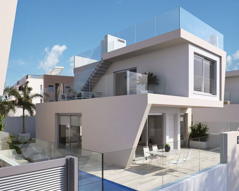 Detached Villa - New build - Mil Palmeras - Mil Palmeras