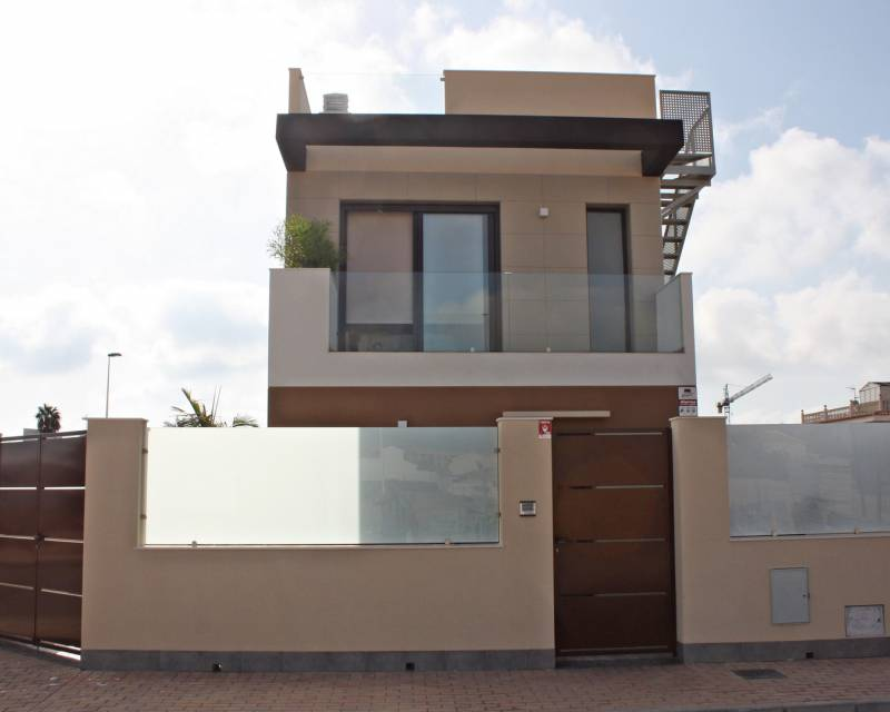 Detached Villa - New build - San Pedro del Pinatar - Costa Calida
