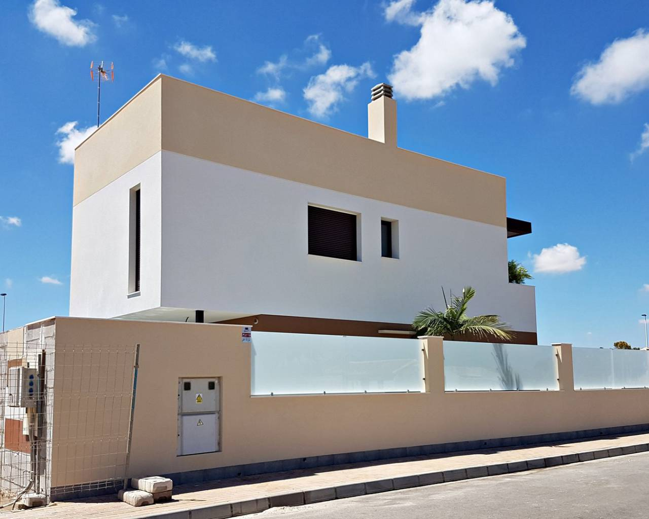 New build - Detached Villa - San Pedro del Pinatar - Costa Calida