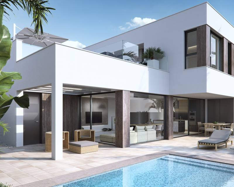 Detached Villa - New build - Torre de La Horadada - Torre de la Horadada