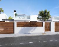 New build - Detached Villa - Torre Pacheco - Dolores de Pacheco