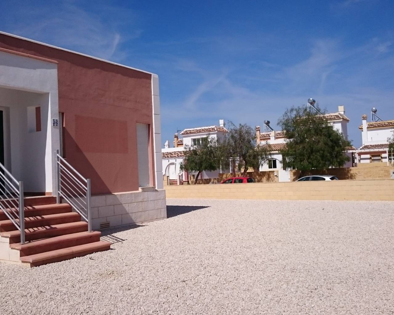 Resale - Semi Detached Villa - Balsicas - Sierra Golf