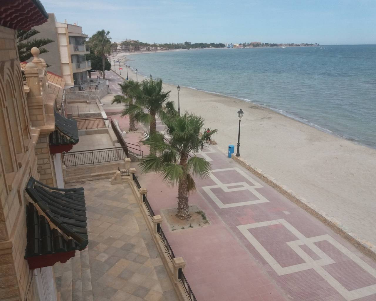 Resale - Apartment - Los Alcazares - Frontline Beach