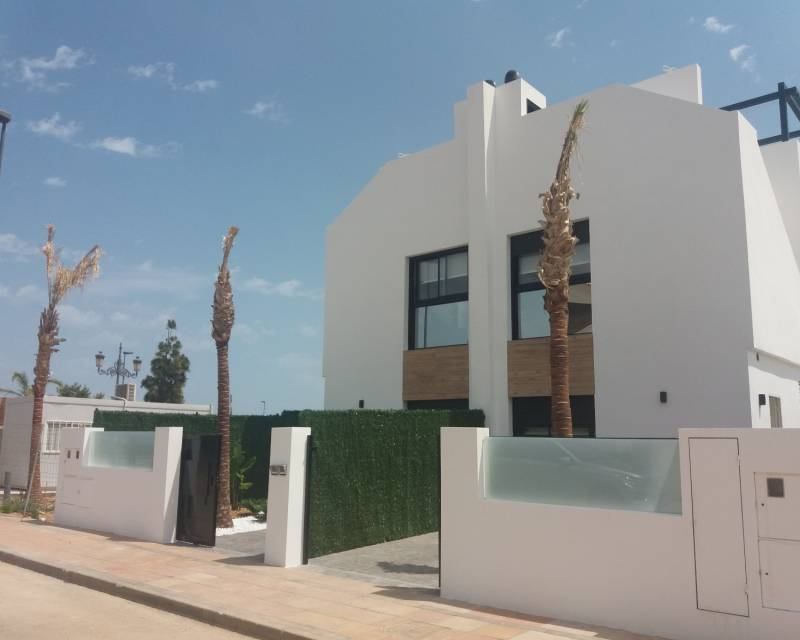 Semi Detached Villa - New build - Los Alcazares - Serena Golf