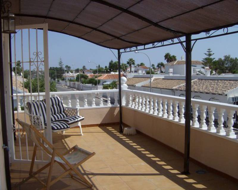 Semi Detached Villa - Resale - Los Alcazares - town