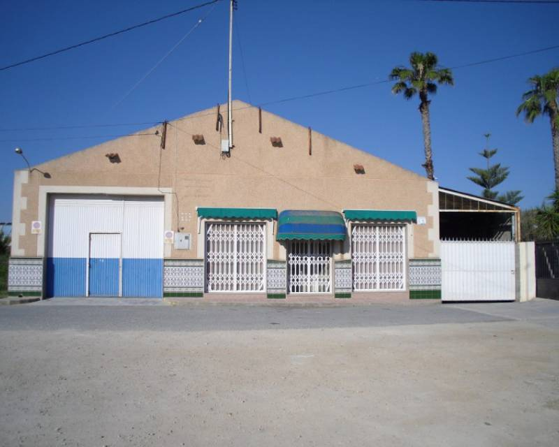 Commercial Unit - Resale - Rojales - Rojales