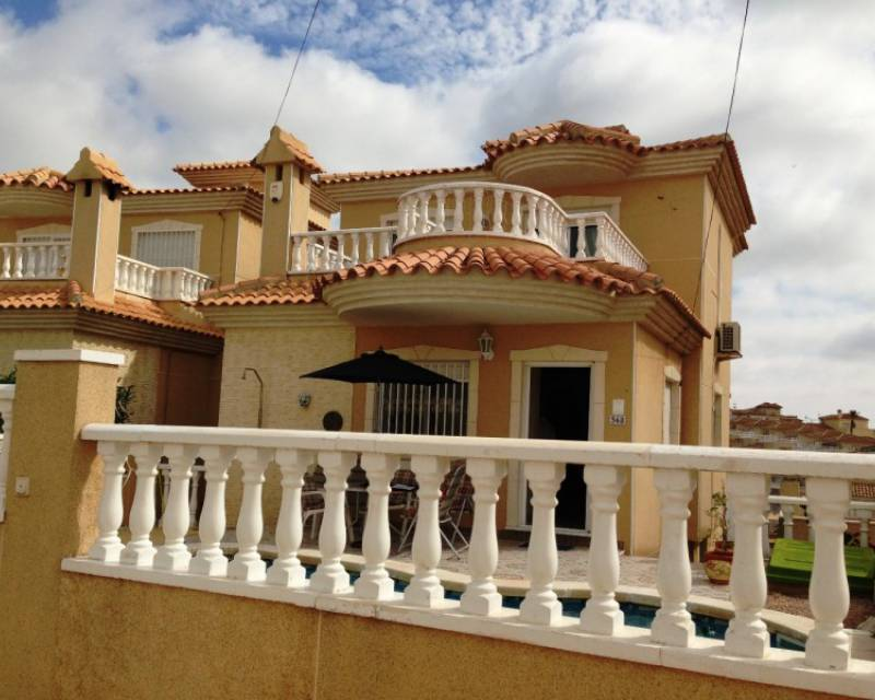 Detached Villa - Resale - Orihuela Costa - El Galan