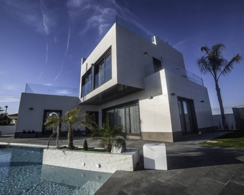 Detached Villa - New build - Orihuela Costa - Campoamor