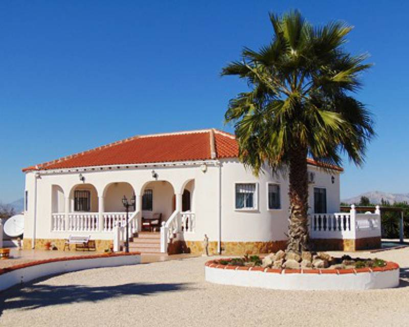 Detached Villa - Resale - Orihuela - El Mudamiento