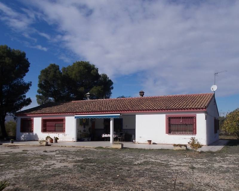 Detached Villa - Resale - Yecla - Yecla