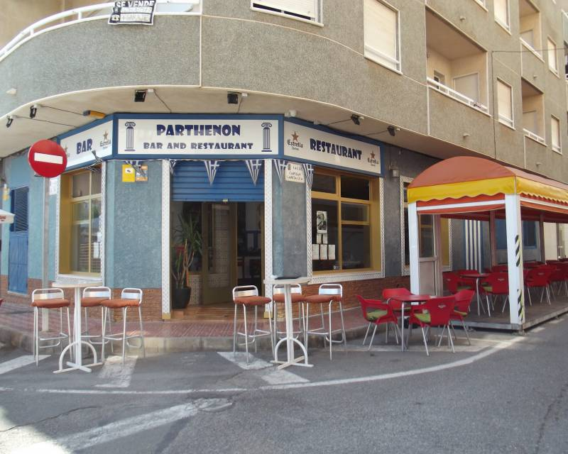 Commercial Unit - Resale - Torrevieja - Torrevieja Town Centre