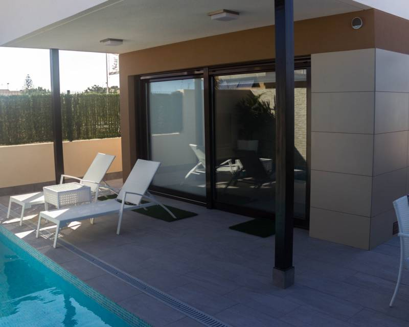Detached Villa - New build - San Pedro del Pinatar - Las Esperanzas