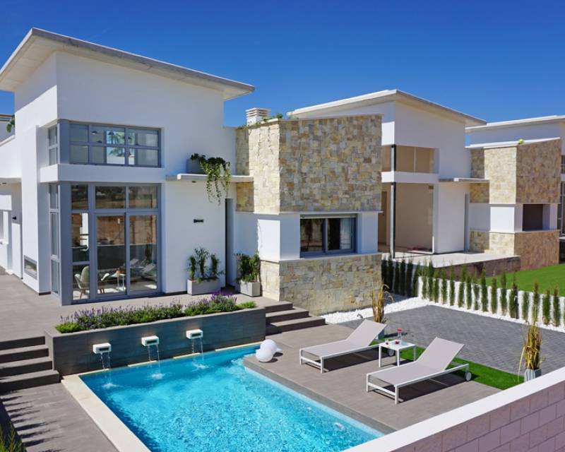 Detached Villa - New build - Ciudad Quesada - Dona Pepa