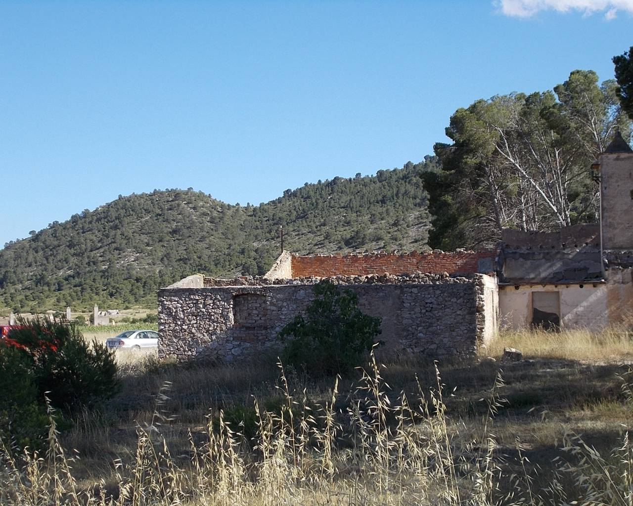 Resale - Country Property - Villena