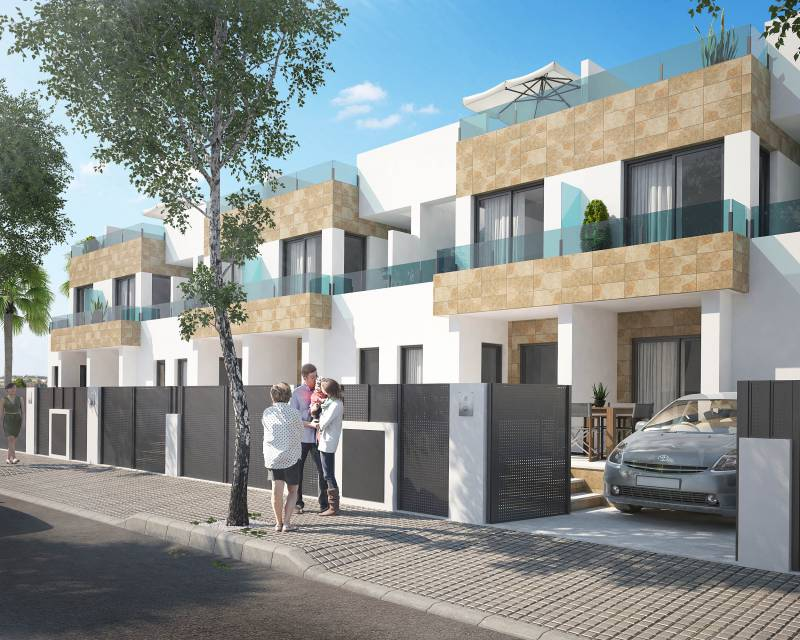 Townhouse  - New build - Orihuela Costa - Los Dolses