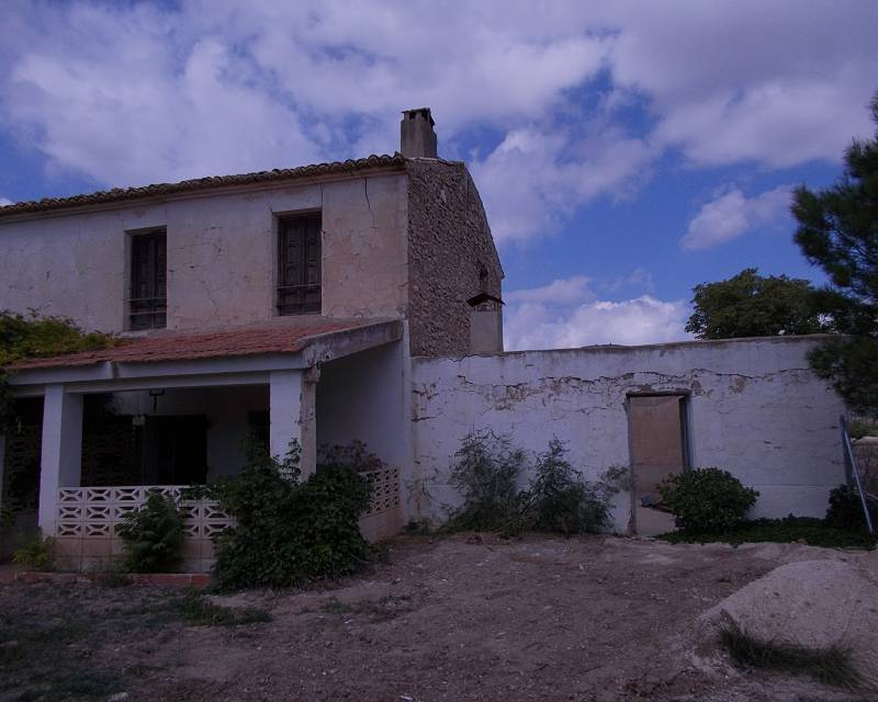 Detached Villa - Resale - Villena - Villena