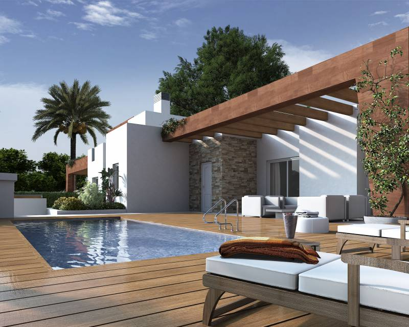 Detached Villa - New build - Torrevieja - Los Balcones