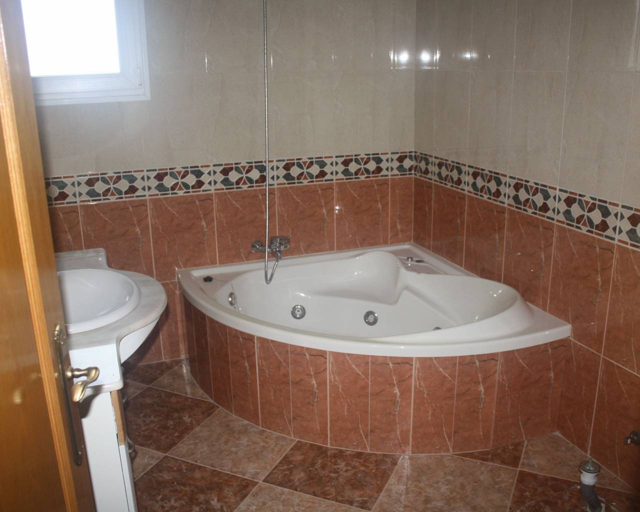 Jacuzzi Torrevieja.New Build Townhouse Torrevieja