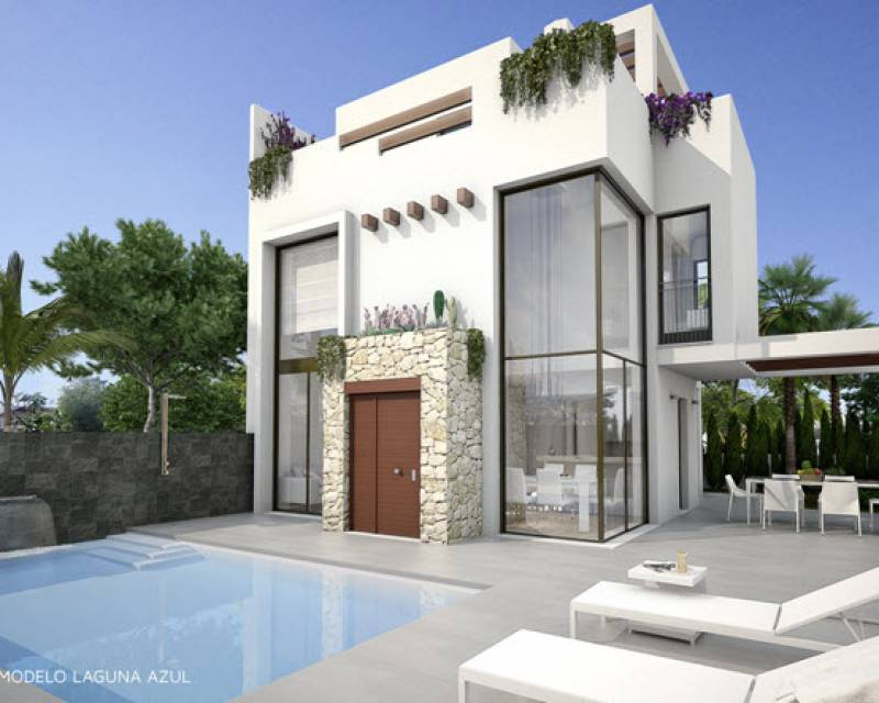 Detached Villa - New build - Ciudad Quesada - Lo Pepin