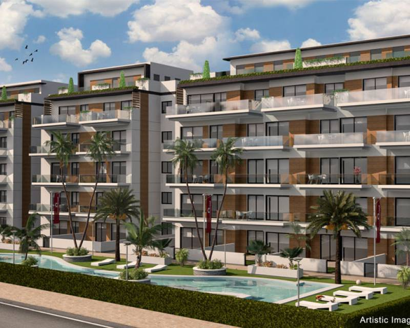 Apartment - New build - Guardamar Del Segura - Guardamar del Segura - Town Centre