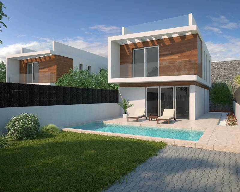 Detached Villa - New build - Orihuela Costa - Villamartin