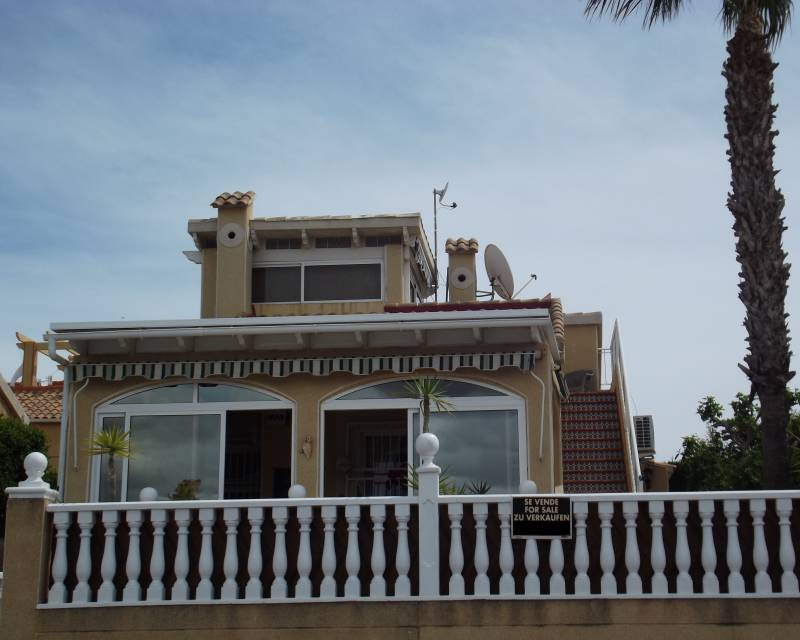 Detached Villa - Resale - Orihuela Costa - La Florida