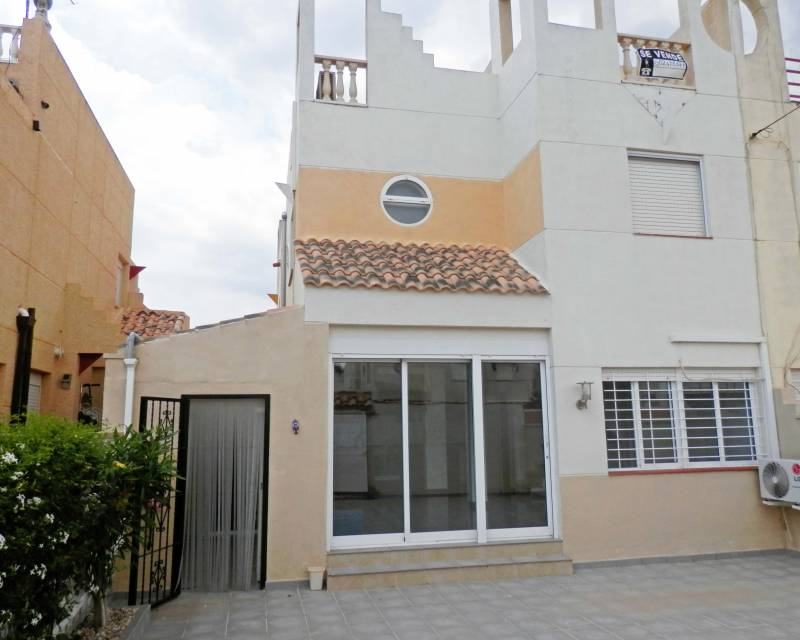 Detached Villa - Resale - Torrevieja - La Torreta