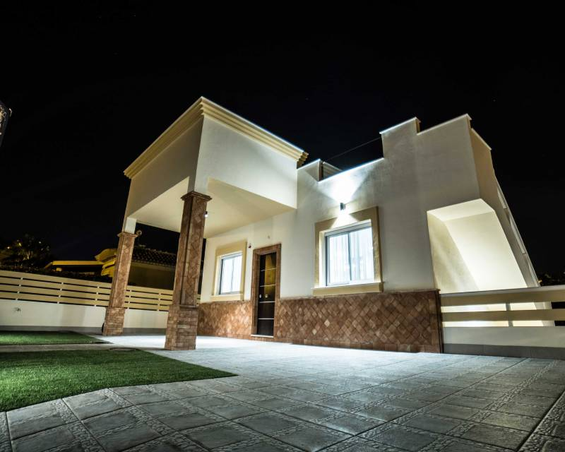 Detached Villa - New build - Ciudad Quesada - La Marquesa Golf