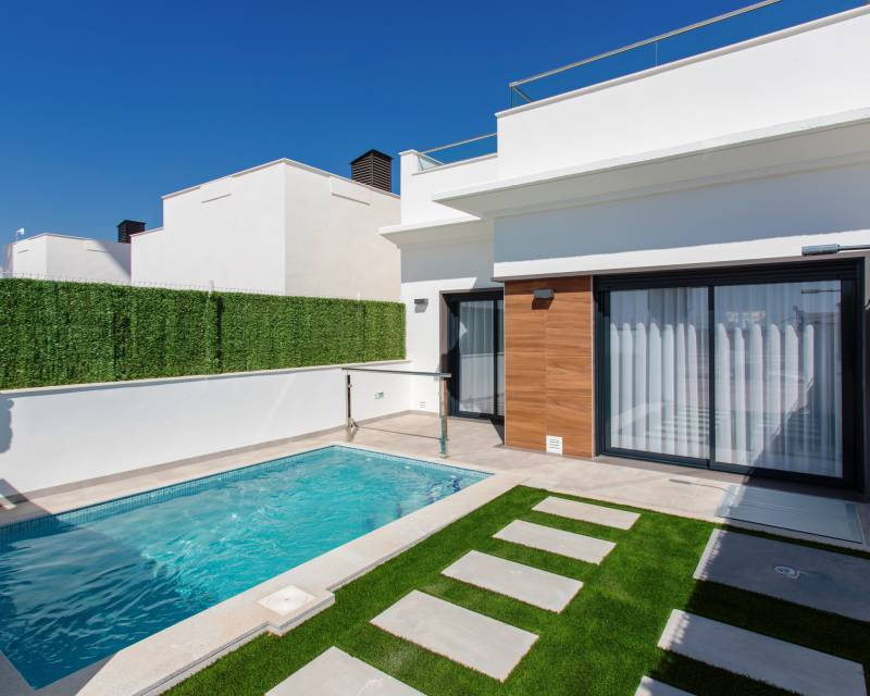 Detached Villa - New build - Los Alcazares - Roda