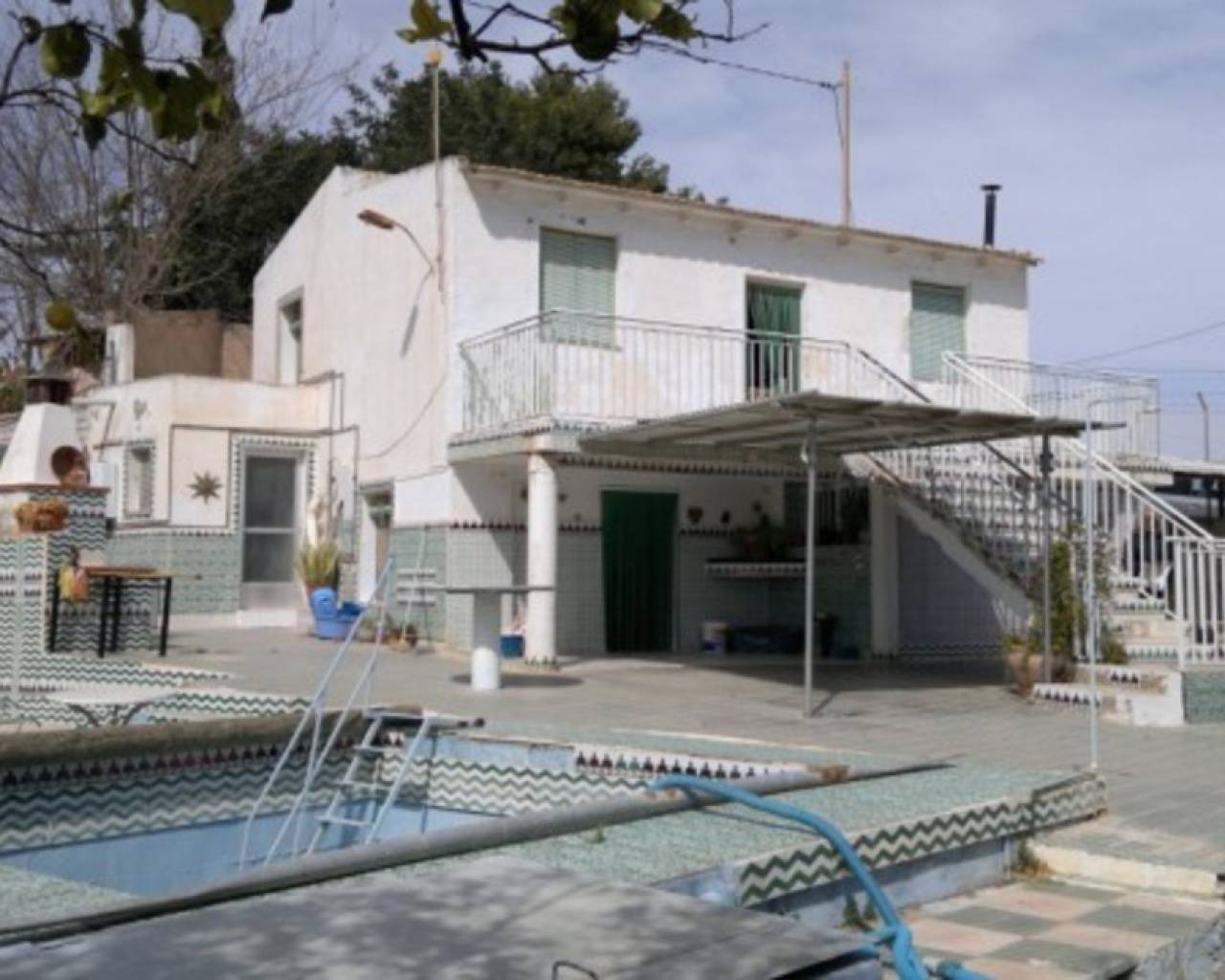 Resale - Detached Villa - Fuente Alamo