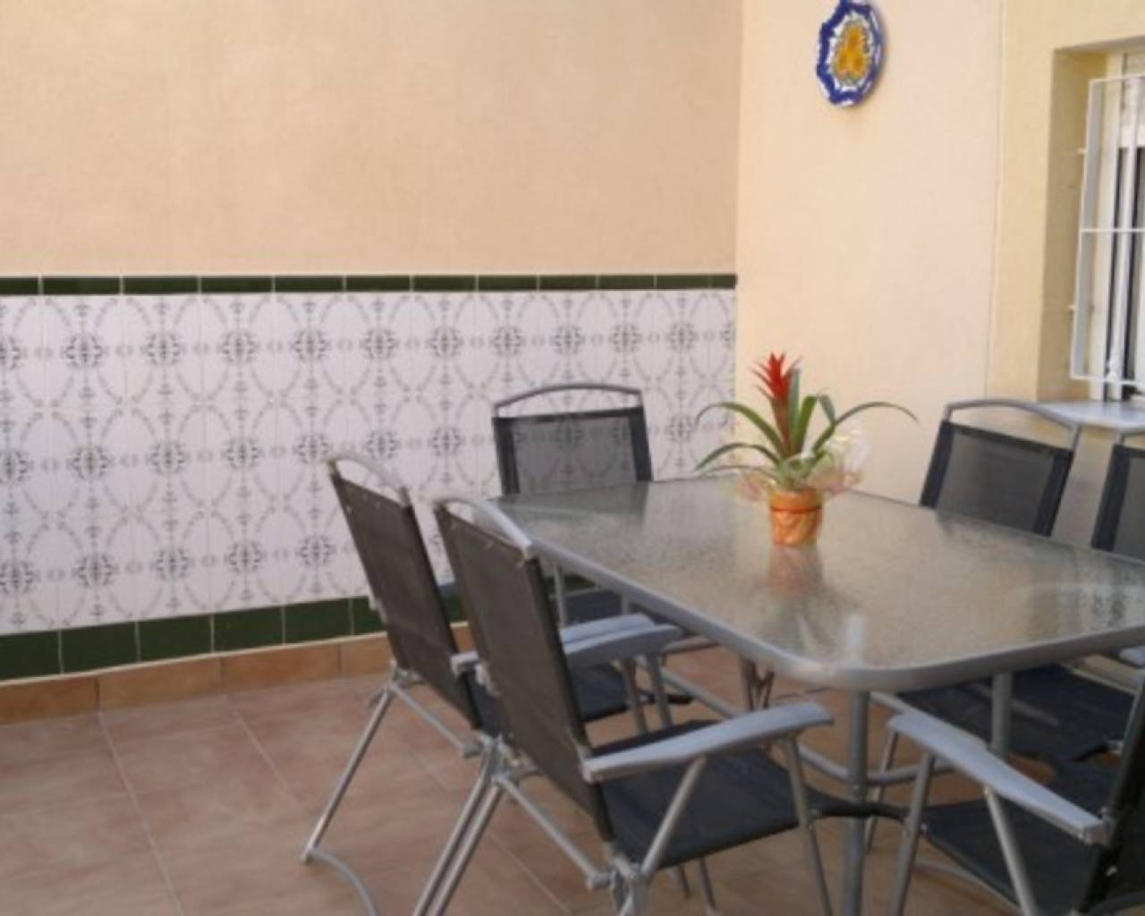 Resale - Semi Detached Villa - Mazarron - Puerto de Mazarron