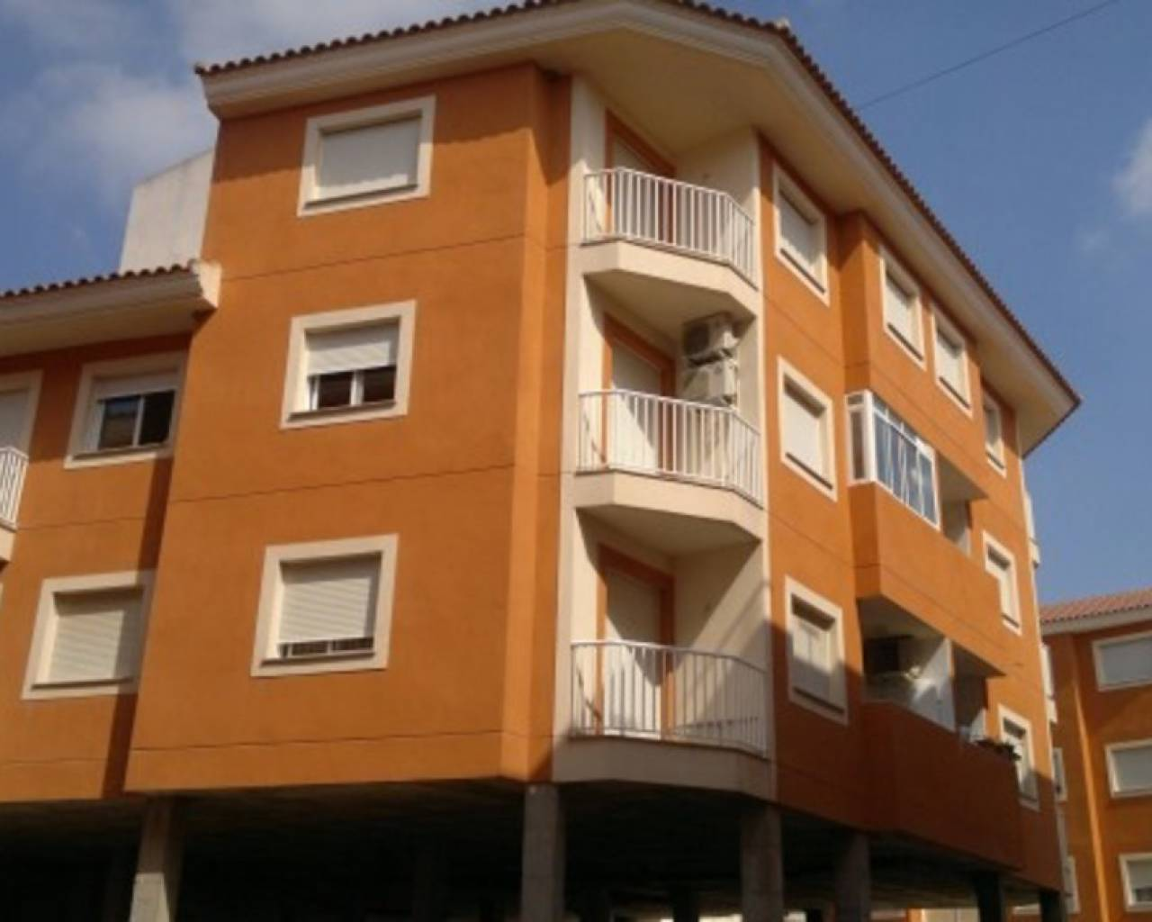 Resale - Apartment - Fuente Alamo