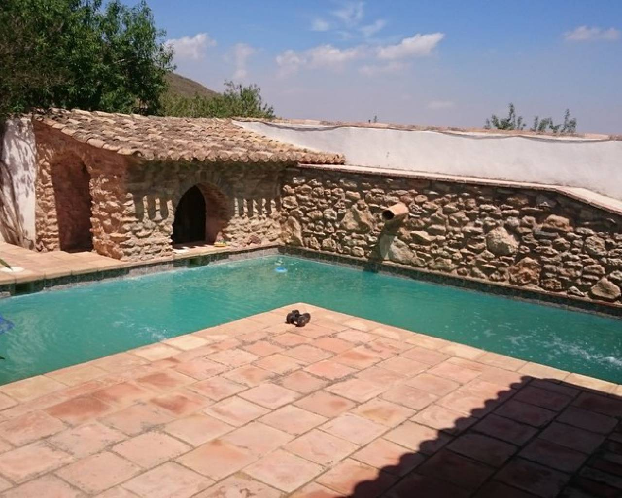 Resale - Country Property - Fuente Alamo