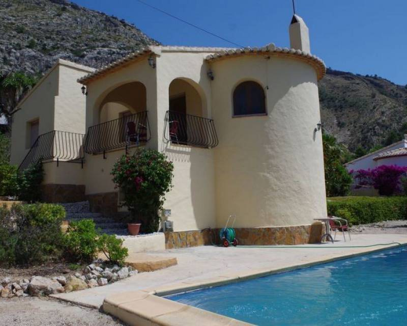 Detached Villa - Resale - Benigembla - Benigembla