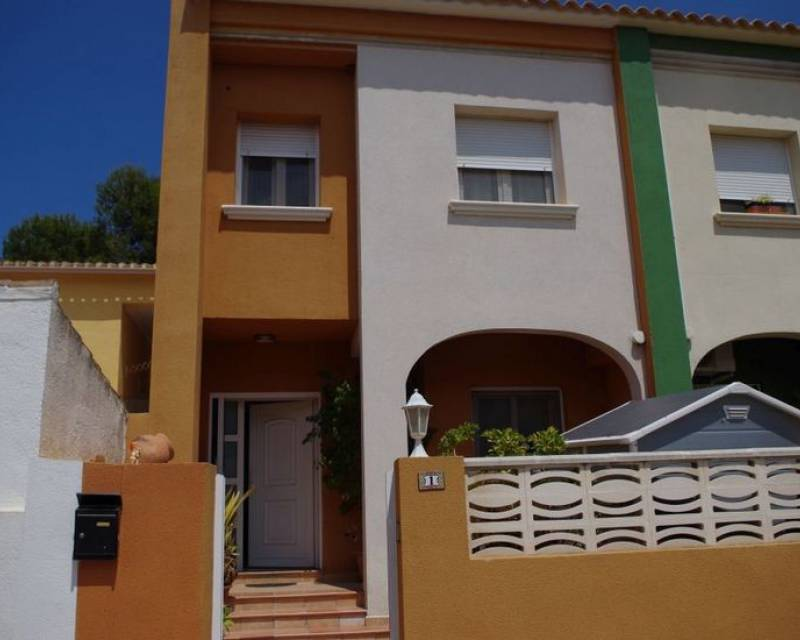 Townhouse  - Resale - Denia - Denia