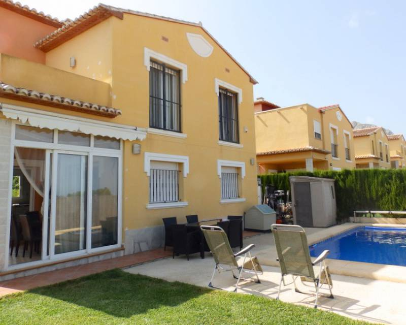 Detached Villa - Resale - Beniarbeig - Beniarbeig