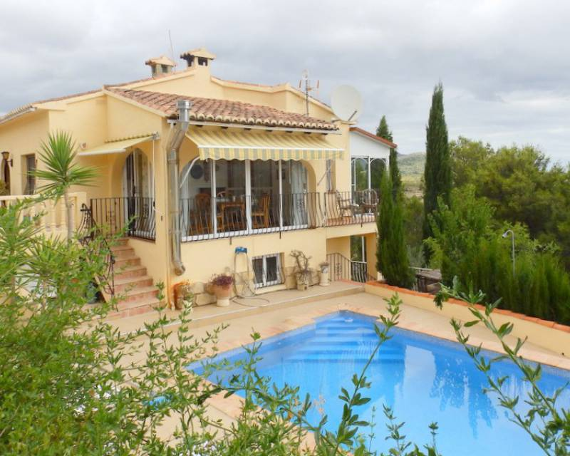 Detached Villa - Resale - Parcent - Parcent