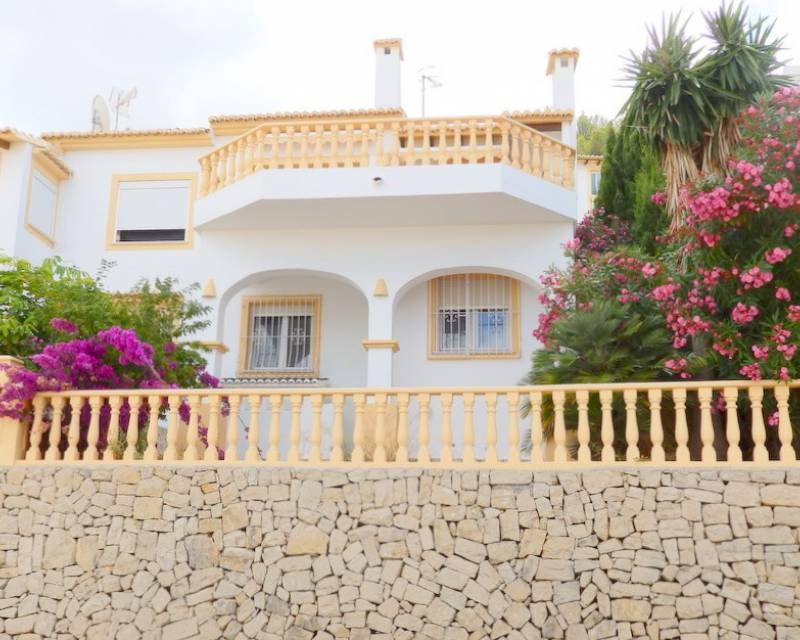 Detached Villa - Resale - Benitachell - Benitachell