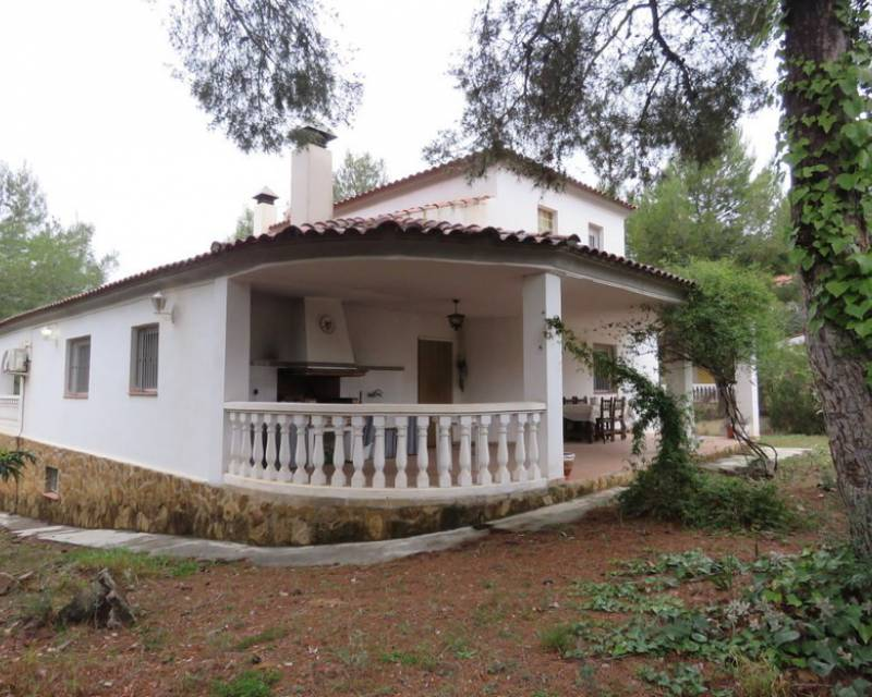 Detached Villa - Resale - Villamarchante - Villamarchante