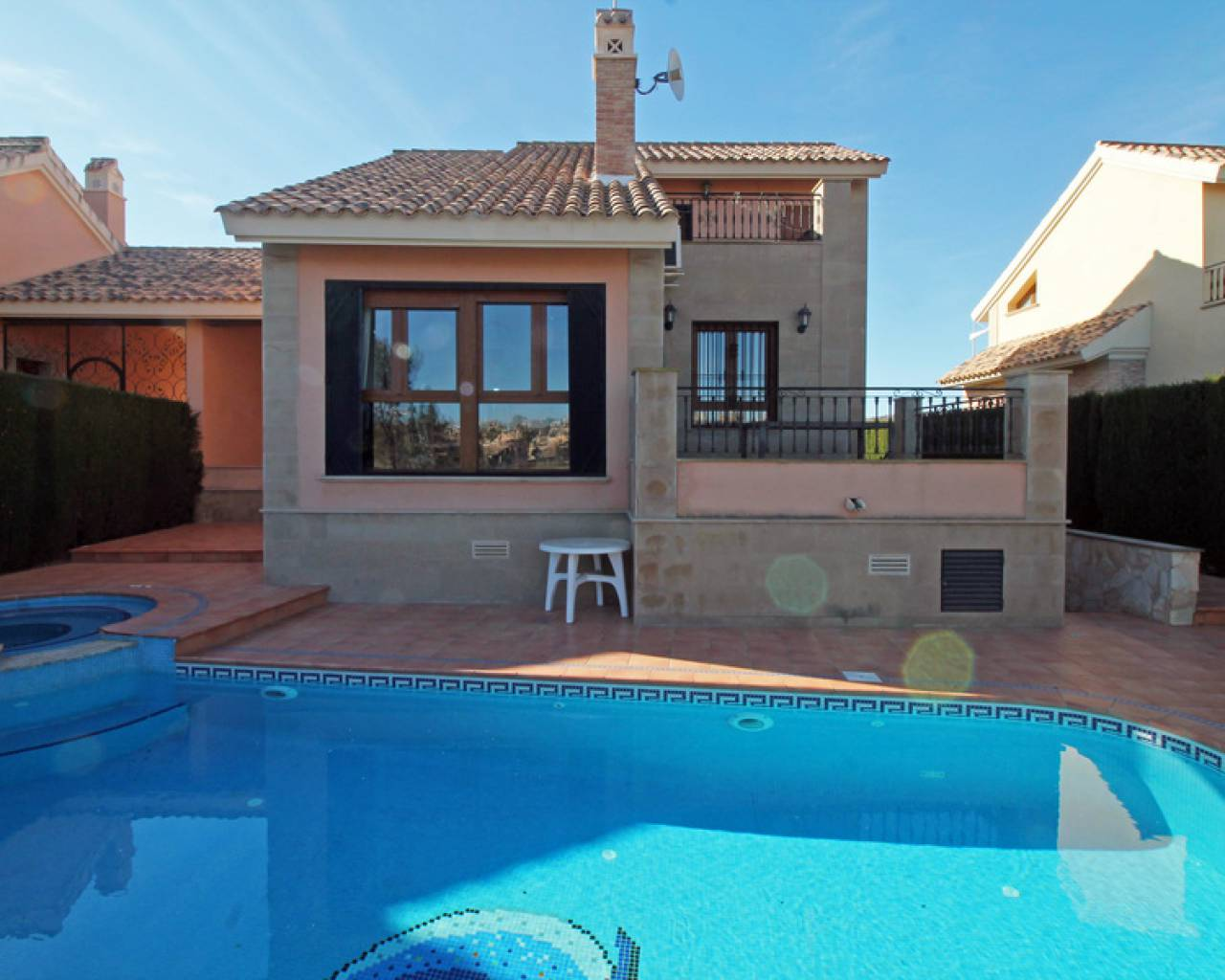 Resale - Detached Villa - La Finca Golf Course - La Finca