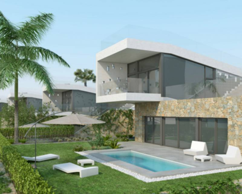 Detached Villa - New build - Lo Crispin Algorfa - Lo Crispin Algorfa