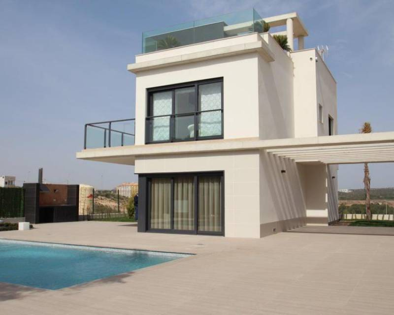 Detached Villa - New build - Campoamor - Campoamor