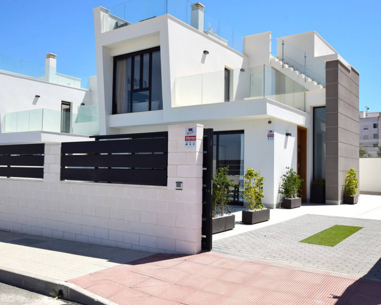 New build - Detached Villa - Los Montesinos - Montesinos